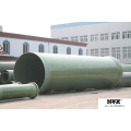 FRP Sand Filling Pipes Used at Beach Sea or River