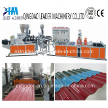 PVC Corrugated Roofing Sheet Equipment