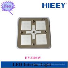 Высокое качество дешевой цены привело интерьер света квадратных привело интерьер лампы для грузовиков и прицепов