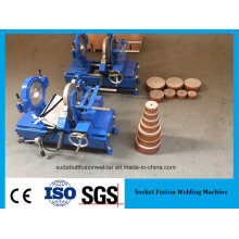 63-160mm Socket Fusion Welding Machine