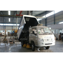 3CBM Foton Forland Euro4 Road Cleaner Sweeper Truck