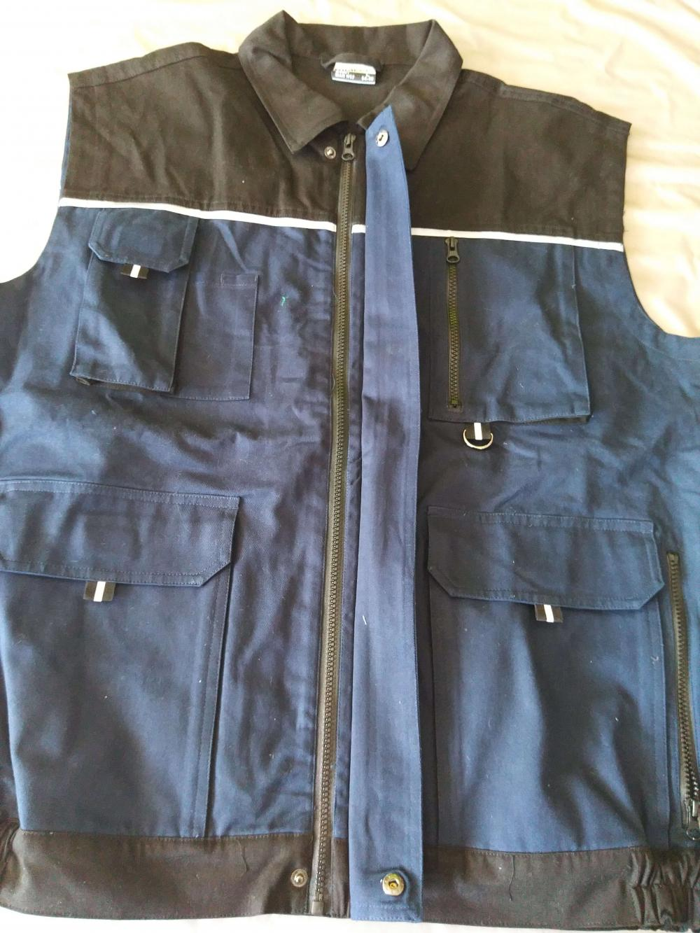 Gents Working Vest WOODY