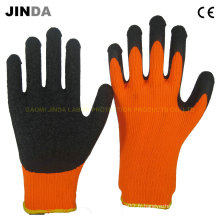 Terry Yarn Liner Gants de sécurité industriels en latex (LS703)