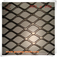 Steel Expanded Metal/ Flattened Expanded Metal for Building
