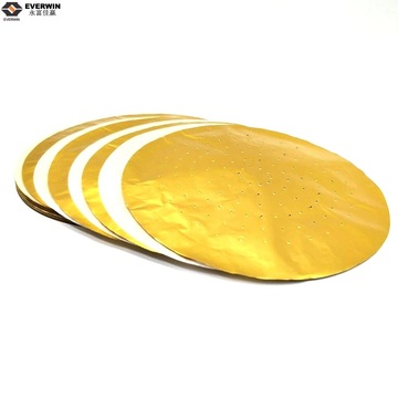 round shisha hookah aluminum foil sheets