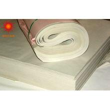 Recyceltes weißes Newsprint-Papier / Nachrichtenpapier, Soem-Service, im Blatt / in der Rolle