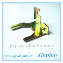 color zinc plating parts in thermostat