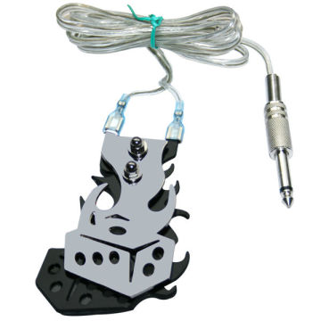 Tattoo s.s flower pedal