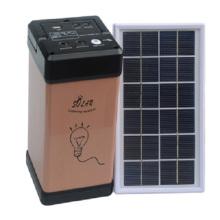 Ebst-Fs20201 Système d'alimentation solaire portable pour application à domicile