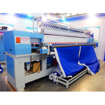 High Quality Quilting Embroidery Machine Computerized with Ce Approved
