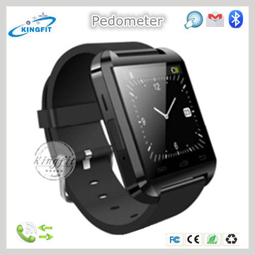 Para o presente do Natal Venda superior Bluetooth Smart Watch em 2016