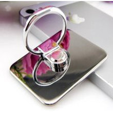 PU anti slip pad finger ring holder for cell phone