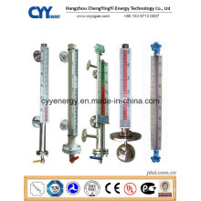 High Quality Cyybm60 Magnetic Level Meter for Storage Tanks