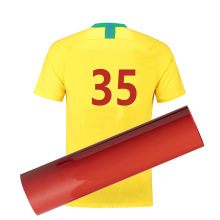 Low Price Easyweed Soft PVC heat transfer vinyl Roll for basketball jersey