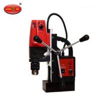 furadeira magnética portátil / com furadeira elétrica
