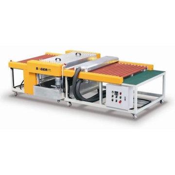 Machine à laver verre