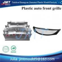 Huangyan grade dianteira do carro de alta qualidade e alta precisão fábrica de moldes de injeção plástica