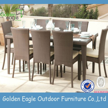 New Style Furniture Rattan Woven Bistro Sets