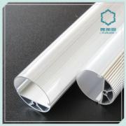 6063 aluminium extrusie profiel voor Led