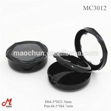 MC3012 Recipiente de blush pressionado de plástico