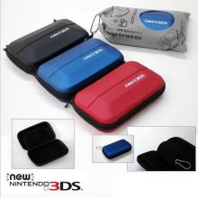 Stockage de Voyage Carry Carring Case Hard Bag Pour Nintendo Nouveau 3DS NEW3DS Pochette De Protection Avec Mezzanine