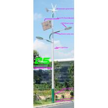 WPSRR-7603 3~15m Municipal Road Hot DIP Galvanized Steet Light Pole style