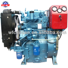 weifang made high quality twin cylinder diesel engine