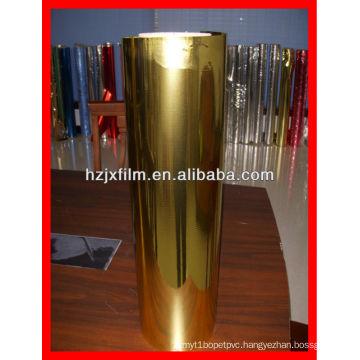 pet metallic film