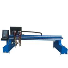 Aço inoxidável cnc máquina de corte plasma