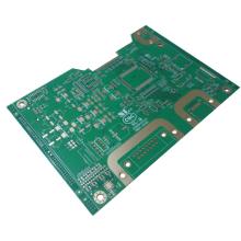 Placa de circuito impresso de equipamentos médicos de alta confiabilidade