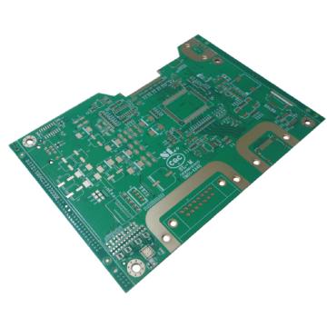 Carte de circuit imprimé pour équipements médicaux à haute fiabilité