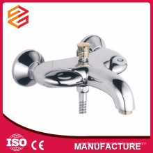bath mixer hand shower single lever exposed shower faucet