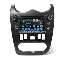 Fabrik Android 6.0 / 7.1 auto dvd player GPS Navigationssystem für Renault Logan / Sandero / Duster 2016 2017 mit MP3 BT Radio Musik