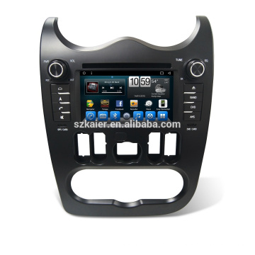 Factory Android 6.0/7.1 car dvd player GPS Navigation system for Renault Logan/Sandero/Duster 2016 2017 with MP3 BT Radio Music