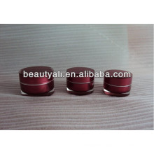 Luxury Acrylic Jar Cosmetic Packing 2ml 5ml 10ml 15ml 20ml 30ml 50ml 100ml 150ml 200ml