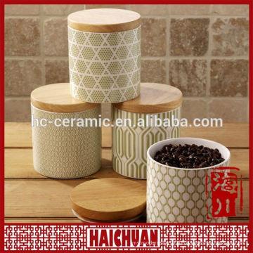 Chinese modern big ceramic Pickle Jar