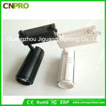 3 Jahre Garantie 15 Watt 30 Watt LED COB Track Beleuchtung mit 24 Abstrahlwinkel