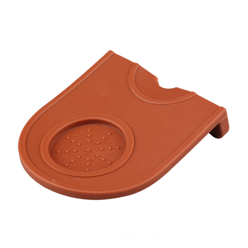 Silicone Tamper Pad
