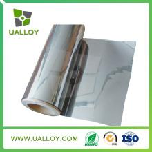 Nicr35 / 20 folha de níquel com boa superfície para resistores