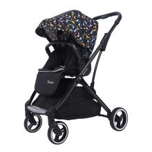 2019 Top Vente 4 roues landau et poussette bébé portable