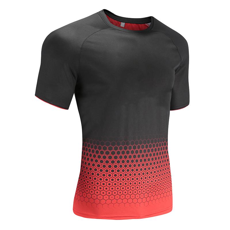 Mens Soccer Wear T Shirt
