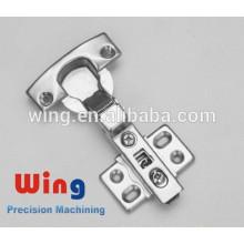 customized furniture folding door zinc alloy flap hinge
