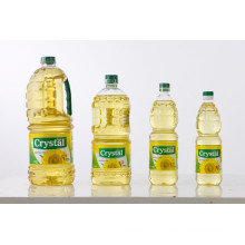 Refined and Crude Sunflower Oil for Sale
