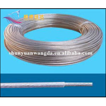 S-type thermocouple wire / platinum-rhodium alloy
