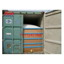 Flexitank/flexibag in 20 feet container
