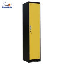 Luoyang factory direct sale cheap metal single door almirah
