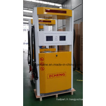Pompe à distributeur de carburant électrique