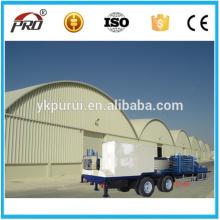 Máquina de formação de rolo de longo alcance PRO-240