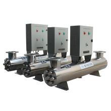 Плавательный бассейн воды дезинфекции оборудования стерилизатор ультрафиолетового света