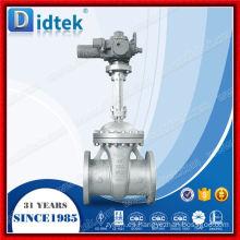 Didtek motorizada OS & Y Válvula de puerta de vástago de levantamiento con dibujo